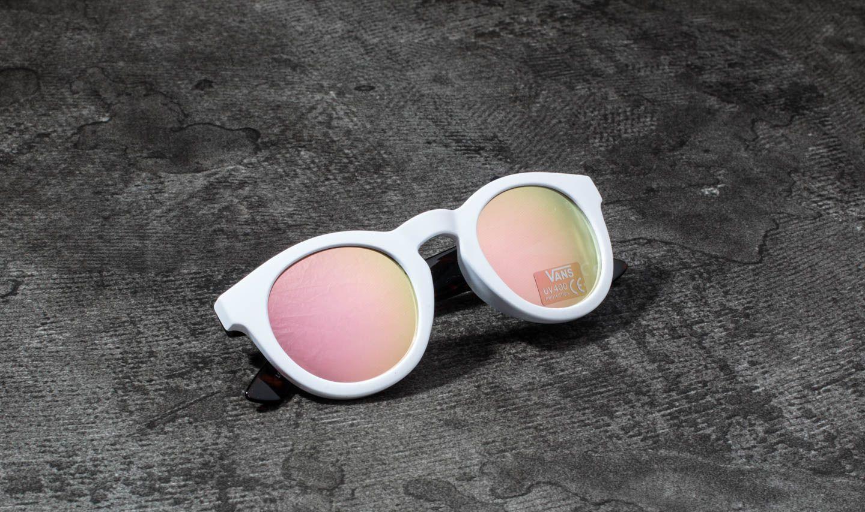 1ad81761ad Vans Lolligagger Sunglasses White Matte-Tortoise