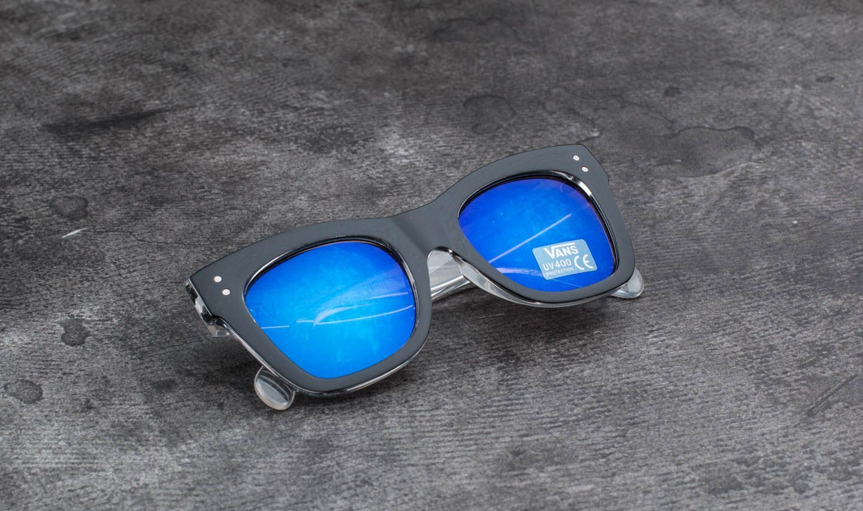 Vans Sunny Dazy Sunglasses Black-Clear  88fba04b67d