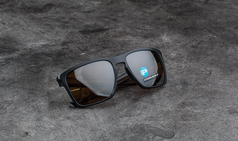 e3e7a683d0 Oakley Sliver XL Matte Black  Prizm Tungsten Polarized