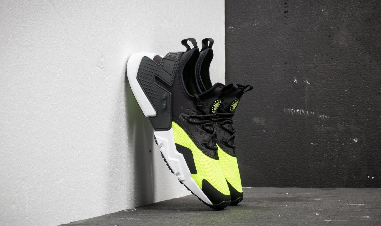 online retailer daca8 4a305 Nike Air Huarache Drift. Volt  Black-White