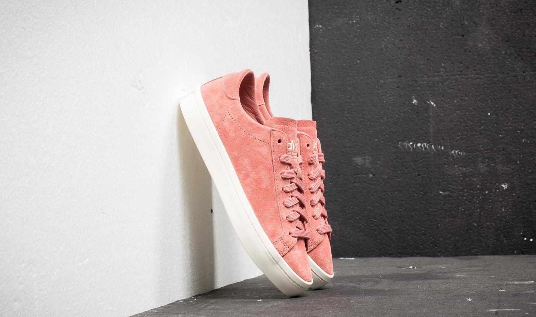 pretty nice 5f78b 41df0 adidas Court Vantage W Ash Pink Off White Ash Pink