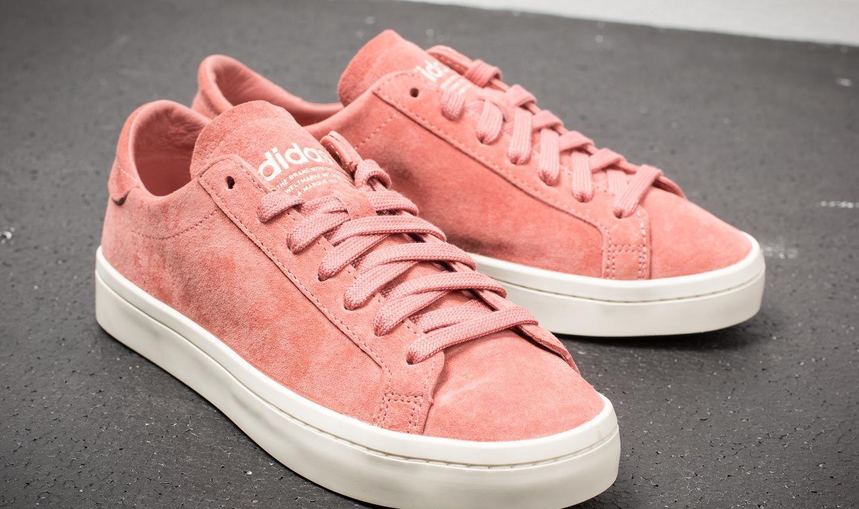shoes adidas Court Vantage W Ash Pink