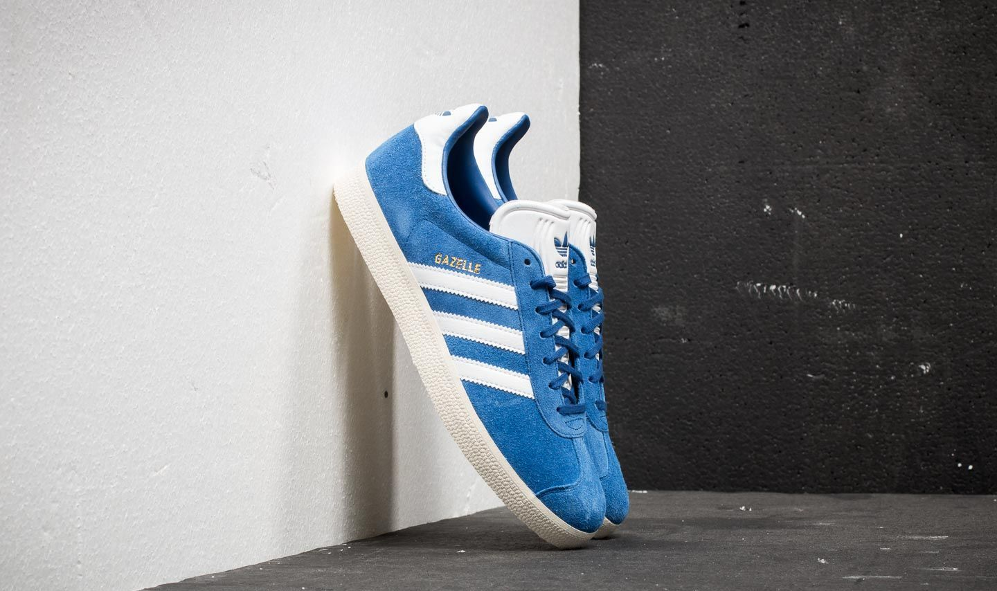 gazelle adidas uomo royal