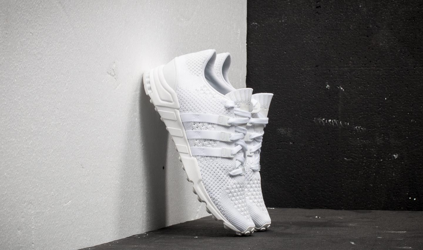 separation shoes 79425 5b80e adidas EQT Support RF Primeknit Ftw White Ftw White Crystal White at a  great