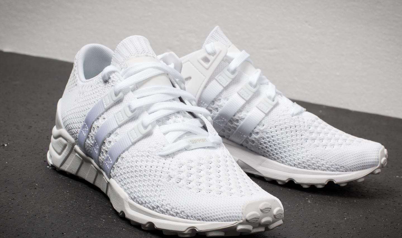 adidas EQT Support RF Primeknit Ftw White Ftw White Crystal White | Footshop