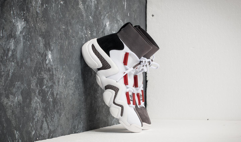 check out ace3e bb1e9 adidas Consortium Crazy 8 A//D. White/ Core Red/ Core Black