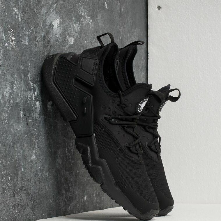 Nike Air Huarache Drift Black/ White EUR 42.5