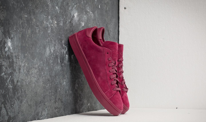 adidas Courtvantage Mystery Ruby/ Mystery Ruby/ Mystery Ruby za skvělou cenu 1 690 Kč koupíte na Footshop.cz