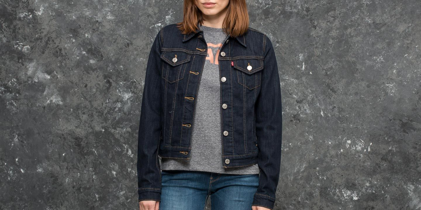 Levi's® The Trucker Jacket Even Rinse