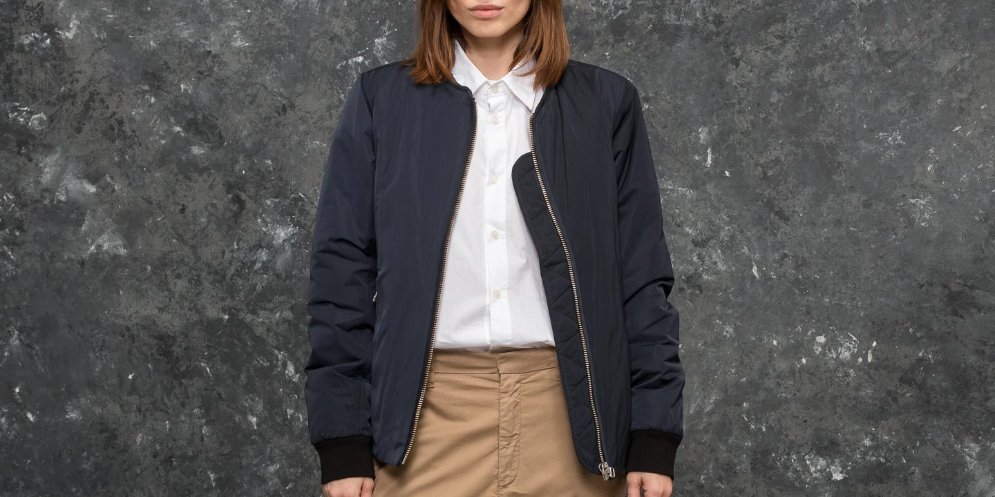 Geci bomber HOPE Volt Bomber Dark Blue