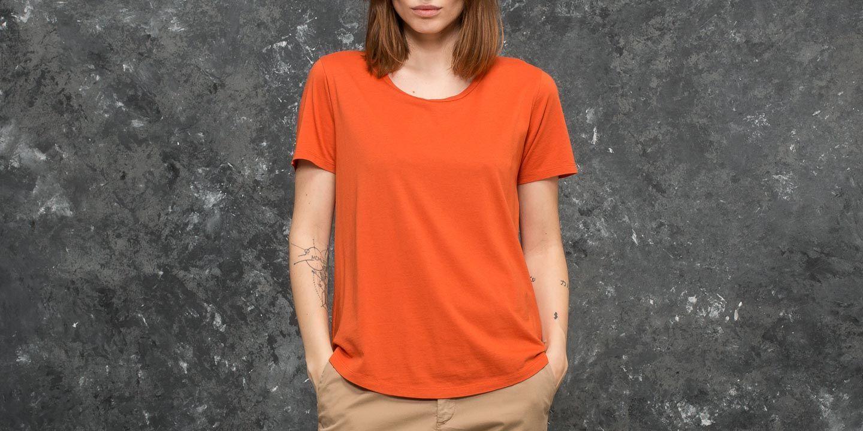 HOPE One Tee Orange za skvělou cenu 599 Kč koupíte na Footshop.cz