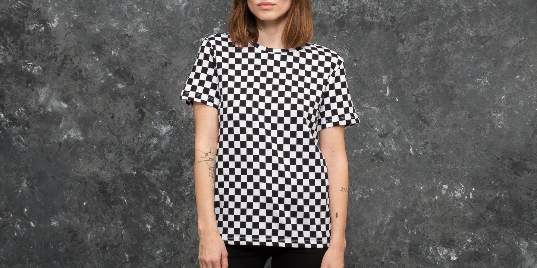 2383d8464ce Vans Wm Checks Tee Checkerboard