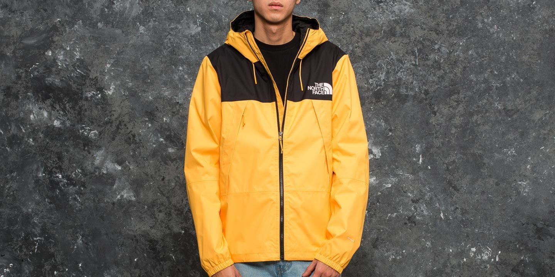 56c7ab8bca ... italy the north face 1990 mountain q jacket tnf black tnf yellow c080c  b7d95 ...