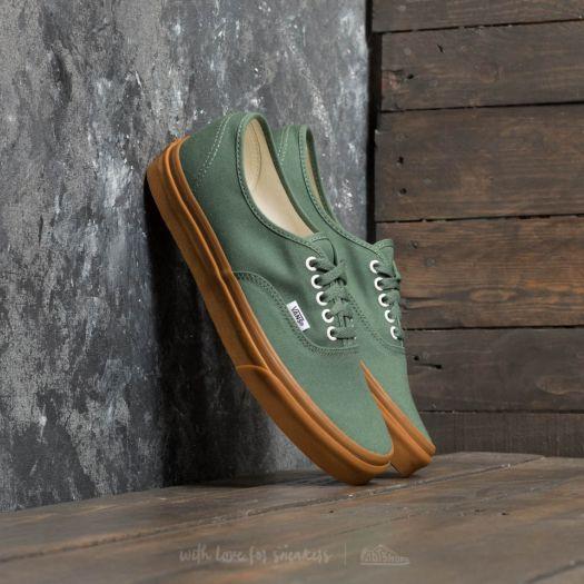 Men's shoes Vans Authentic Duck Green