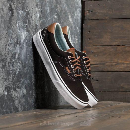 Vans Era 59 (C&L) Black/ Acid Denim | Footshop