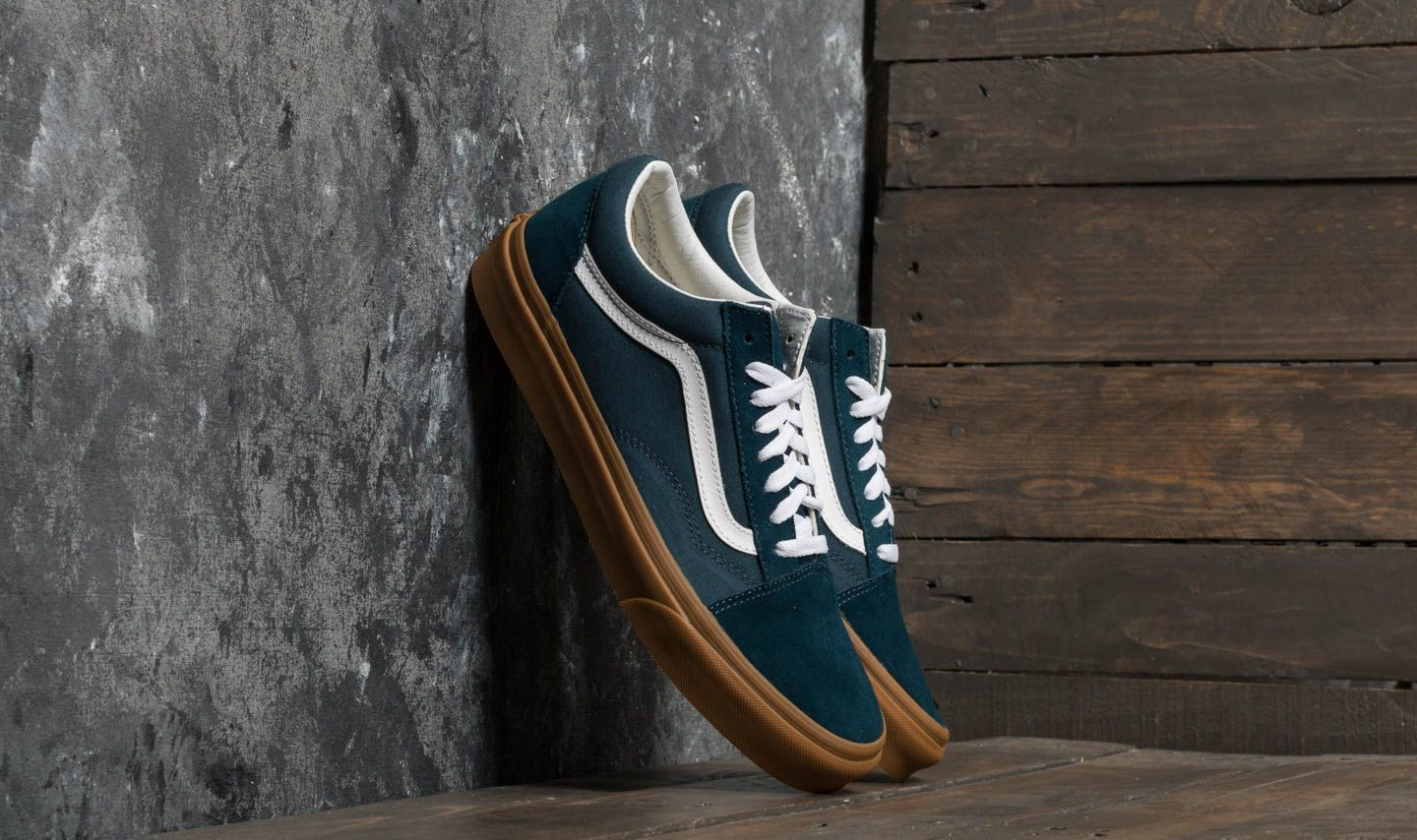 vans old skool pond