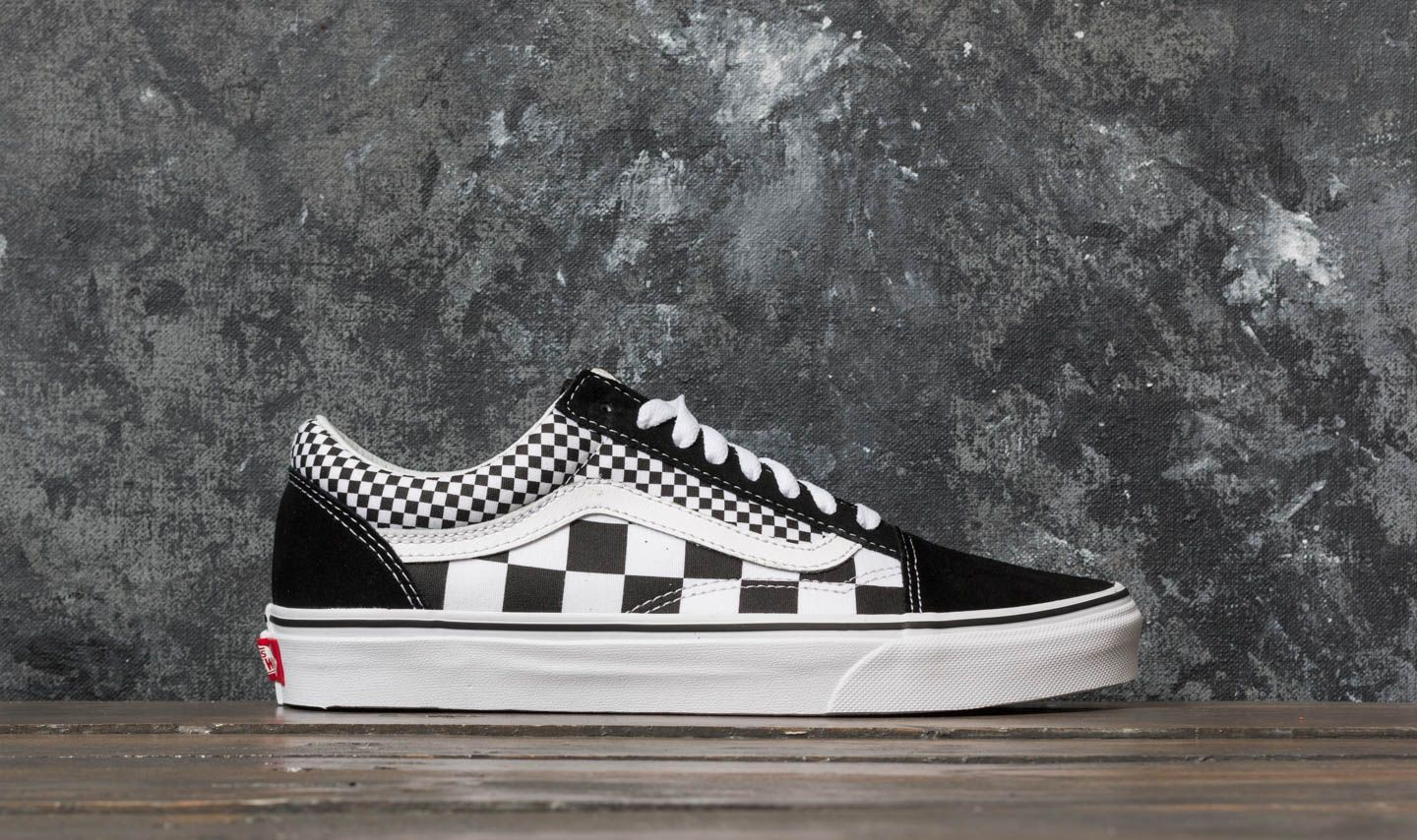 Vans Releases Mix Checkerboard Old Skool Sneaker | HYPEBAE