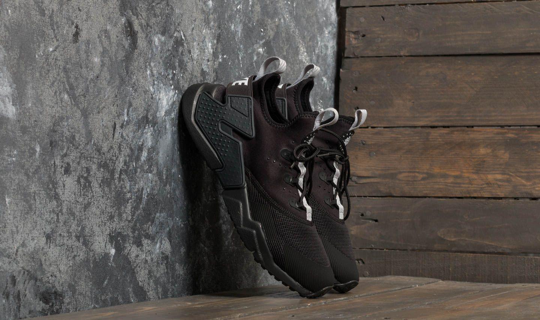 Nike Huarache Drift (GS) Black/ Wolf Grey-Anthracite