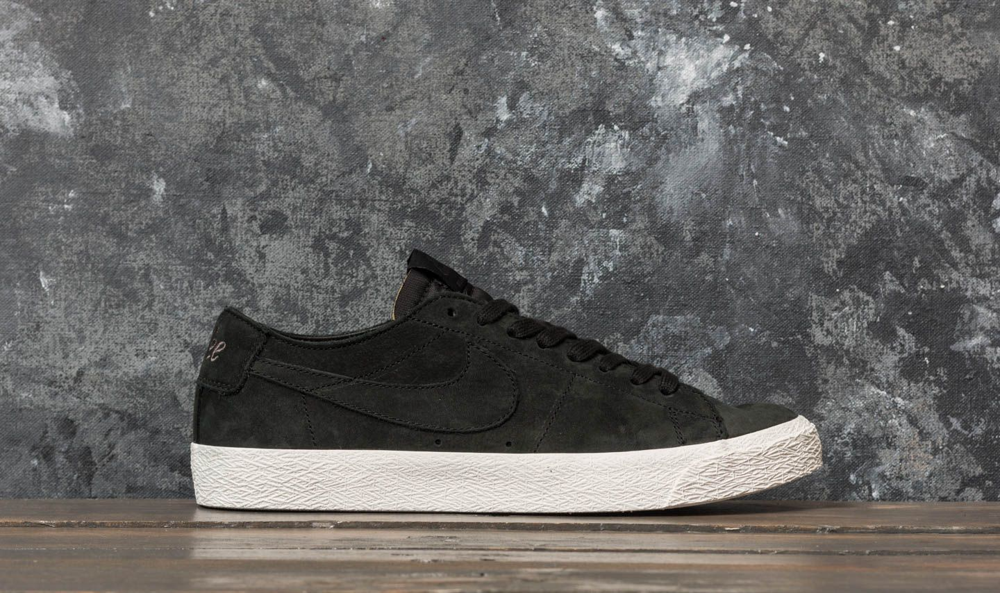 newest collection a8654 9ac5a Nike SB Zoom Blazer Low Decon Black Black-Anthracite at a great price 99