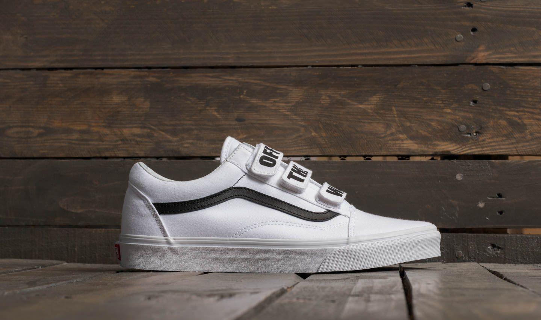 Men's shoes Vans Old Skool V (Off The