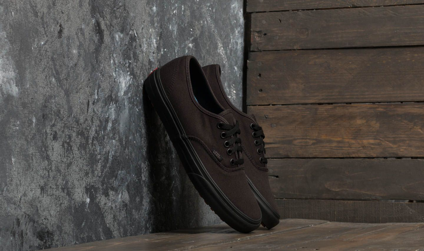 Vans Authentic UC (Made for the Makers) Black za skvělou cenu 1 690 Kč koupíte na Footshop.cz