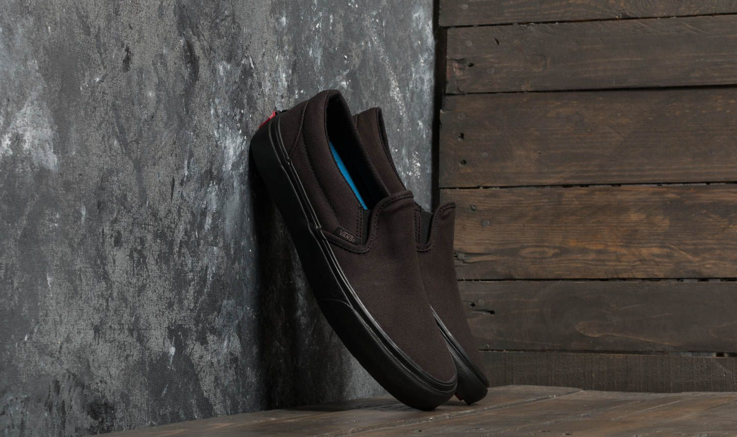 Vans Classic Slip-On UC (Made for the Makers) Black