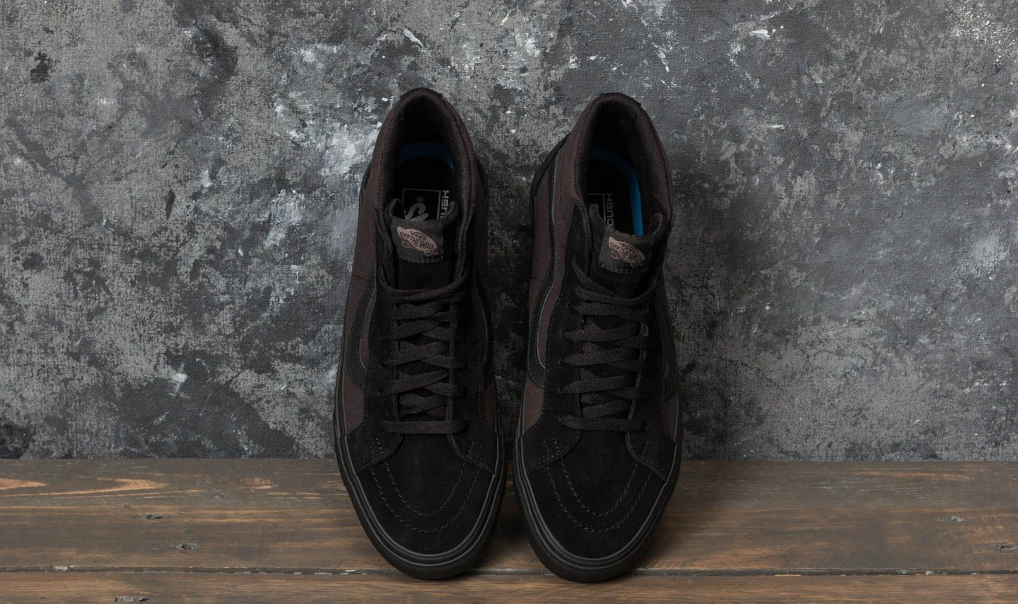 b2a2a9a4189 Vans Sk8-Hi Reissue UC (Made for the Makers) Black  Black at