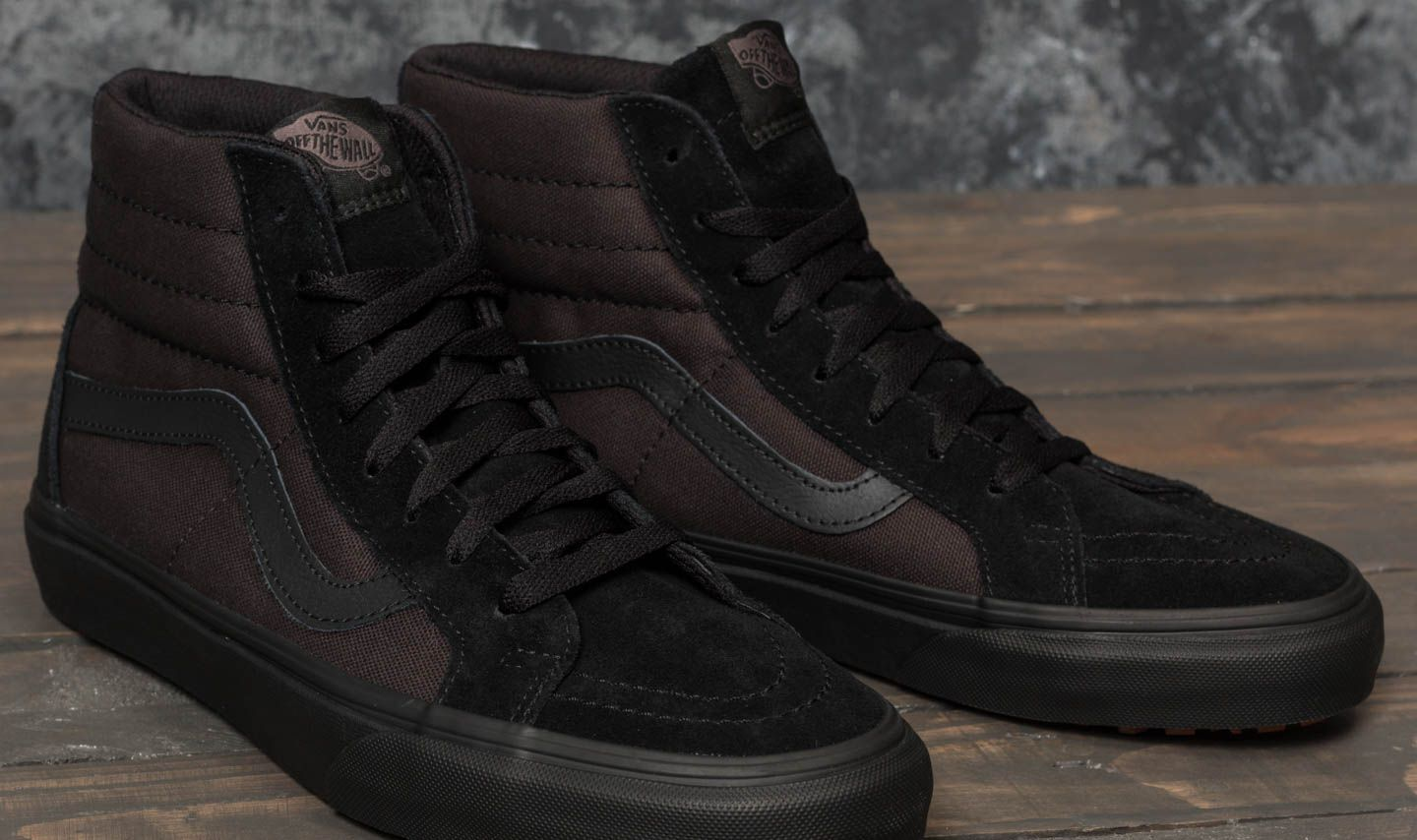 a52401e7be61 Vans Sk8-Hi Reissue UC (Made for the Makers) Black  Black at