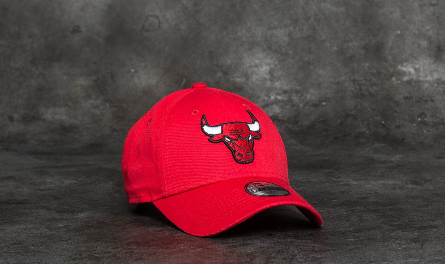 New Era 9Forty Youth Essential Chicago Bulls Cap