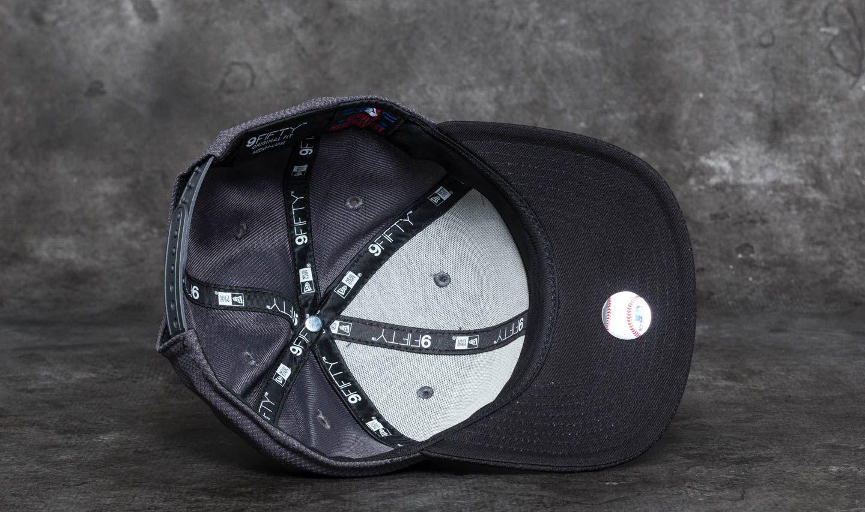 New Era 9Fifty Diamond Los Angeles Dodgers Cap Grey  Black  Blue at a great 0c177c3513
