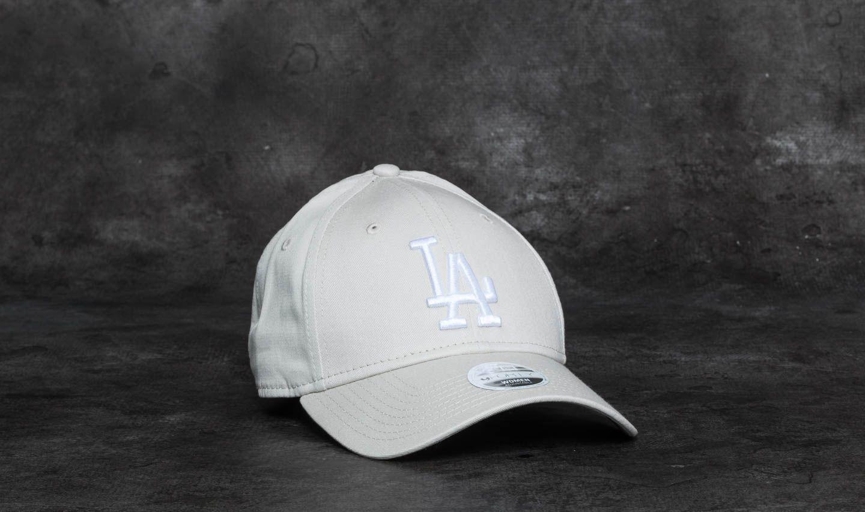 New Era 9Forty Women Essential Los Angeles Dodgers Cap Satin/ White