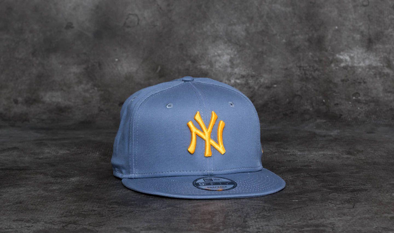 New Era 9Fifty League Essential New York Yankees Cap Lavender/ Gold