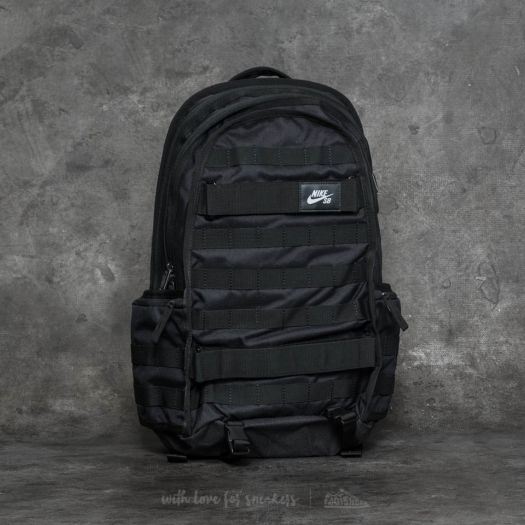Escultor tienda de comestibles Fotoeléctrico  Backpacks Nike SB RPM Backpack Black/ Black | Footshop
