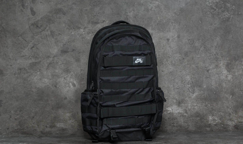 Nike SB RPM Backpack Black/ Black za skvělou cenu 2 390 Kč koupíte na Footshop.cz