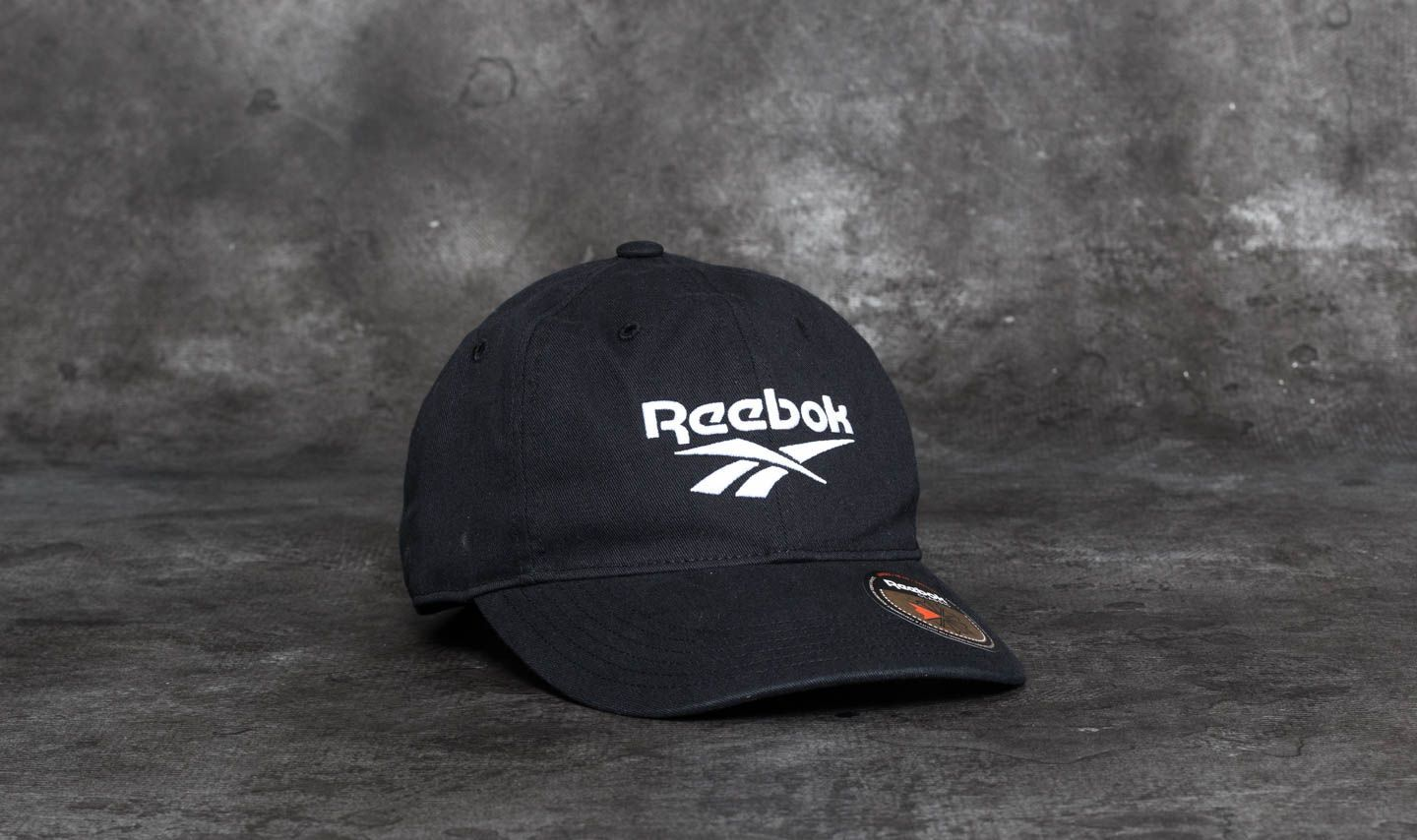 8edd1a785ca Reebok Lost   Found Cap Black