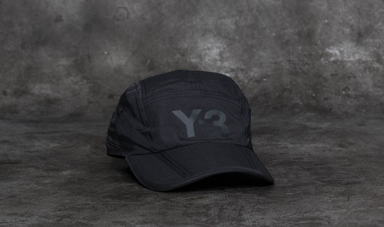 c2bf8c771 Y-3 Foldable Cap Black