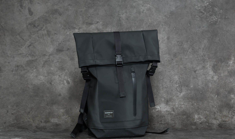 SANDQVIST Nico Backpack Black
