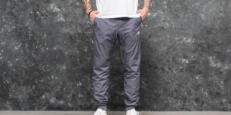d3fb0b42b55942 Nike Sportswear Windrunner Pant Grey
