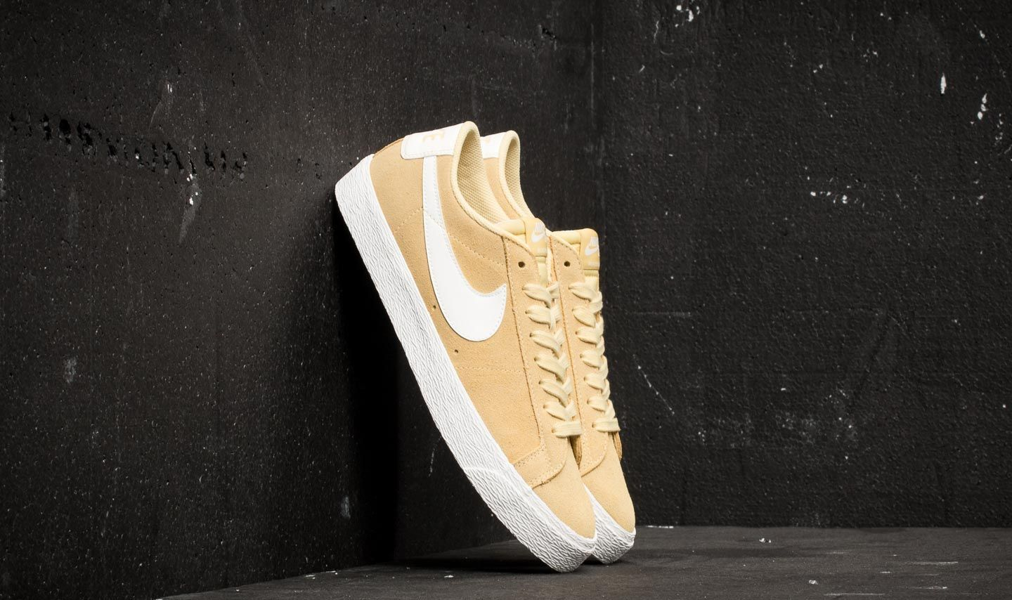 reliable quality official shop popular brand Nike SB Zoom Blazer Low Lemon Wash/ Summit White ...