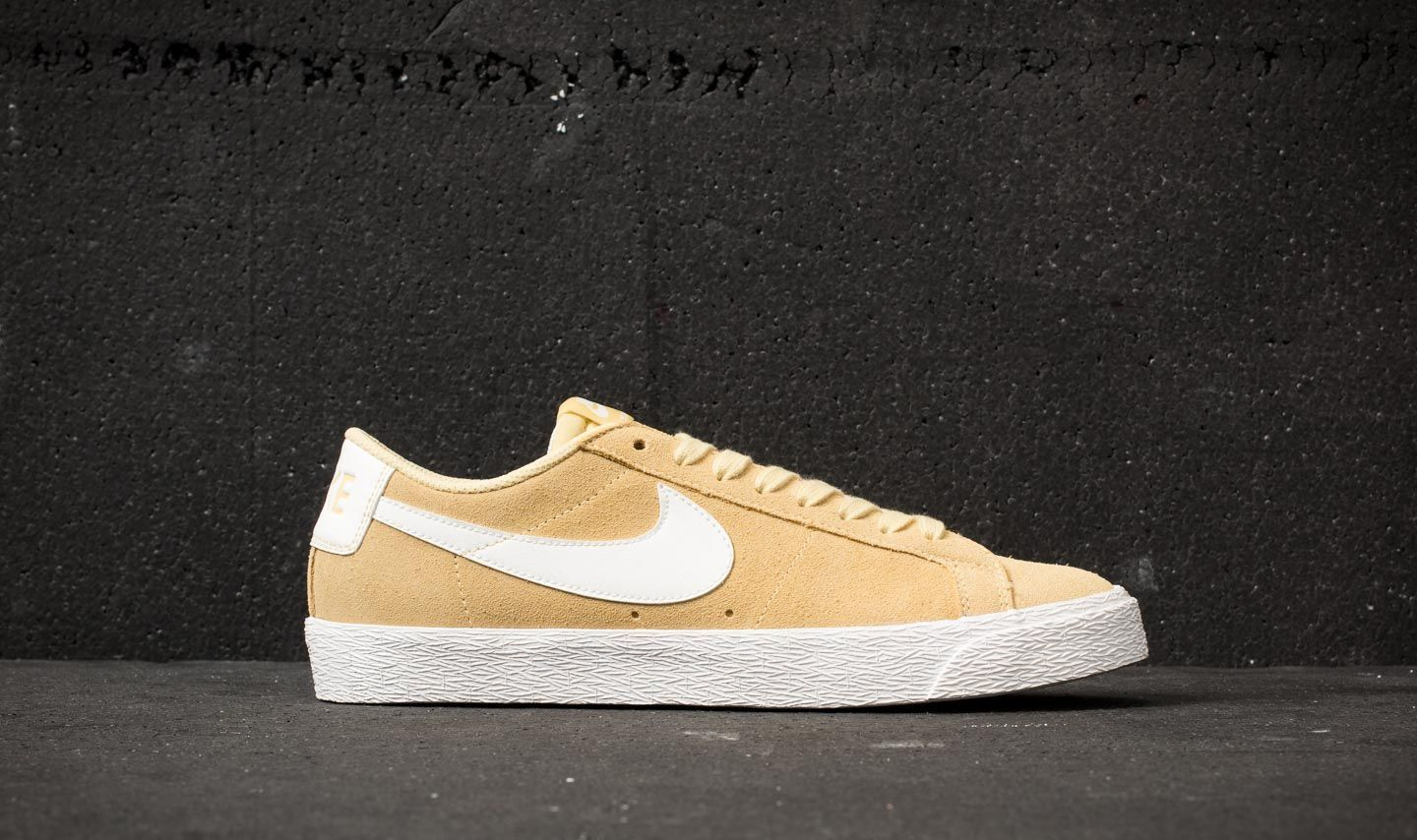 no sale tax official store detailed look Nike SB Zoom Blazer Low Lemon Wash/ Summit White | Footshop