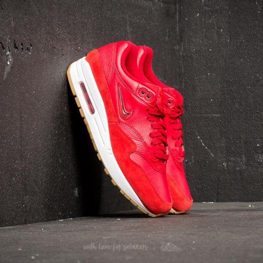 Lamer Muy enojado Borde  Zapatillas mujer Nike W Air Max 1 Premium SC Gym Red/ Speed Red