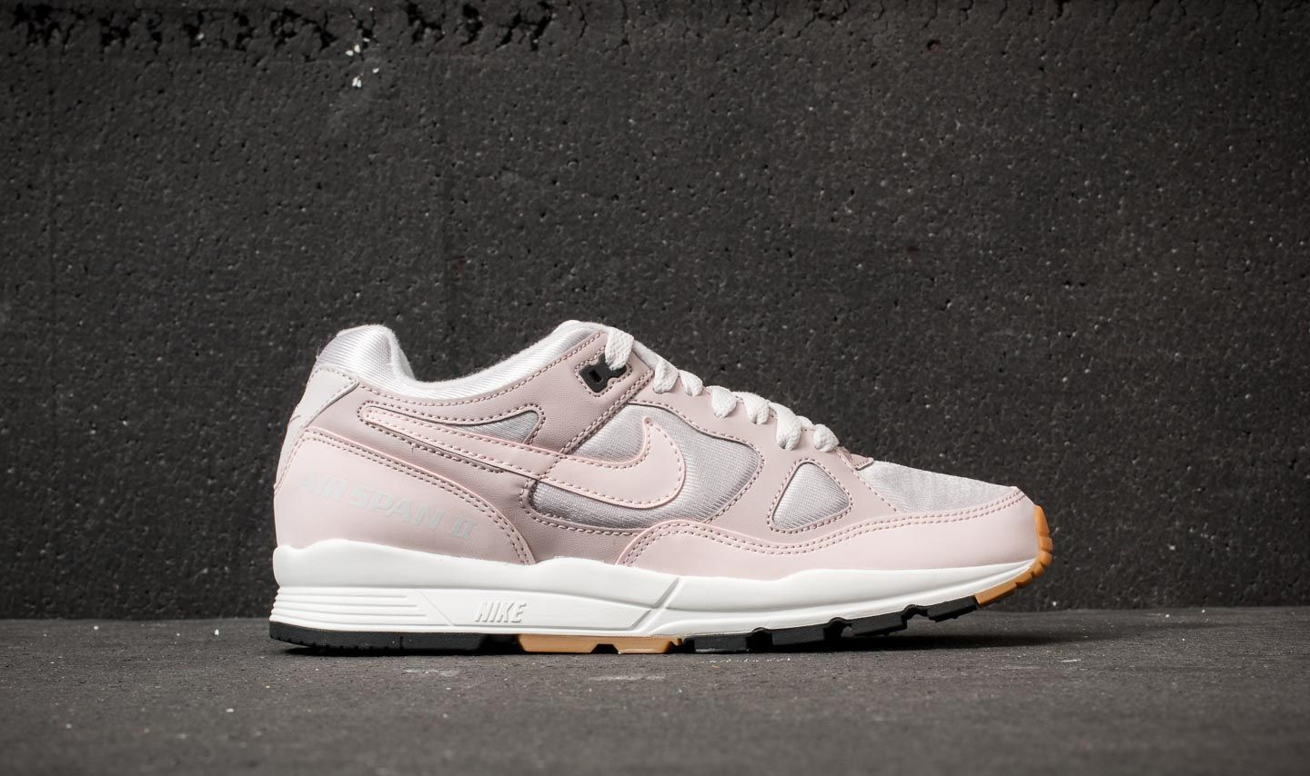 separation shoes 03a6f ade9e Nike W Air Span II Vast Grey Barely Rose at a great price 55 €
