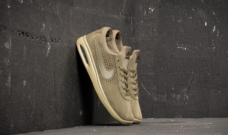Nike SB Air Max Bruin Vapor Medium Olive/ Medium Olive za skvělou cenu 3 390 Kč koupíte na Footshop.cz