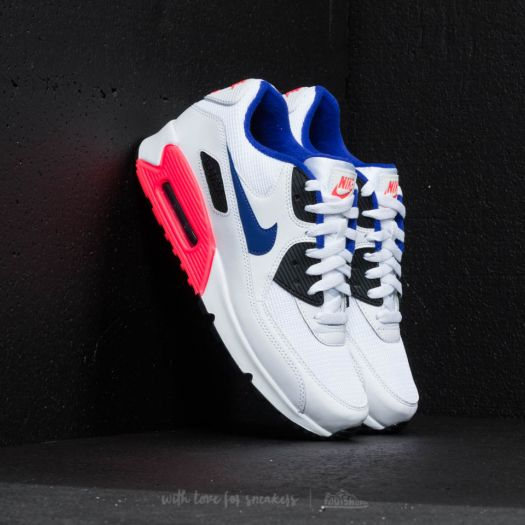 Nike Air Max 90 Essential Whiteultramarine redblack