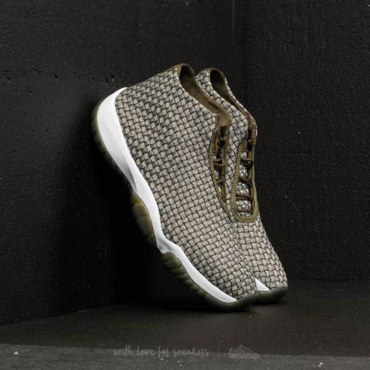 Men's shoes Air Jordan Future Olive