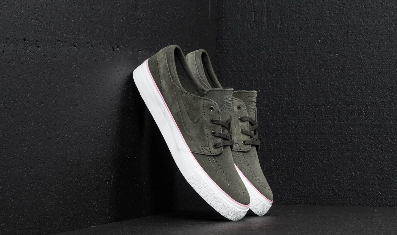 new arrival 2ddb3 37414 Nike SB Zoom Stefan Janoski HT Sequoia/ Elemental Pink | Footshop
