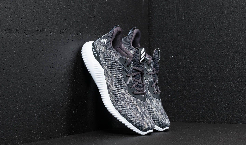 adidas Alphabounce Space Dye Grey/ Core Black/ Ftw White/ Carbon