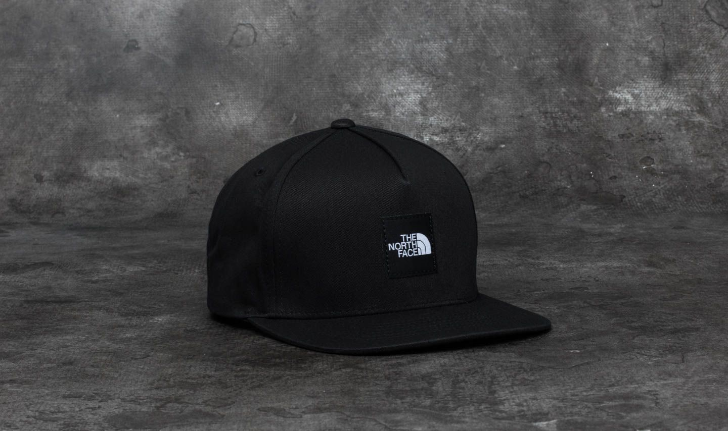 The North Face Street Ball Cap Tnf Black  Tnf Black  f4ba56ba075