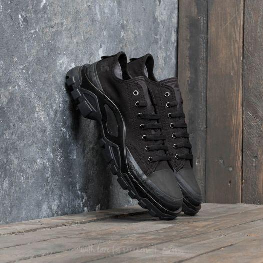 adidas x Raf Simons Detroit Runner Core Black Core Black