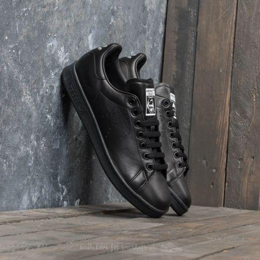 new concept 827f6 2ee2e adidas x Raf Simons Stan Smith Core Black/ Core Black ...